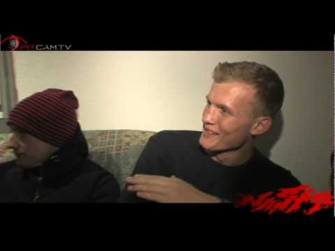 Nasty - Interview + Liveshots by pitcam.tv