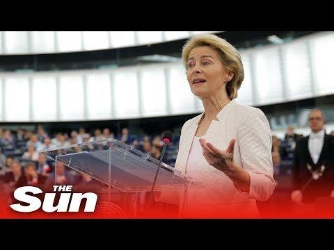 MEPs debate Ursula von der Leyen's nomination as European Commission President