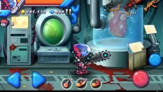 Gameplay Zombie Diary 2 Evolution Day 30