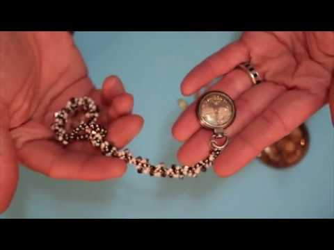 How to Create A Wrapped Ball Chain Jewelry Piece