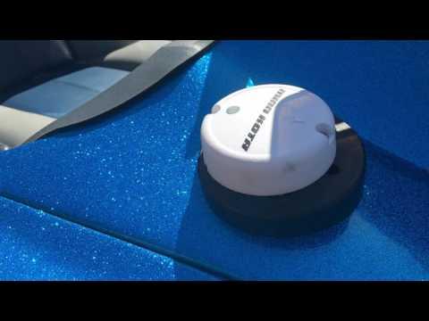 Minn Kota Ultrex Heading Sensor Install