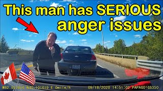 Road Rage USA \u0026 Canada | Bad Drivers, Car Crash,  Brake Check, Hit and Run, Instant Karma | New 2020