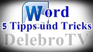 Microsoft Office Word 2010 TIPPS und TRICKS - Helpdesk [German/Full-HD]