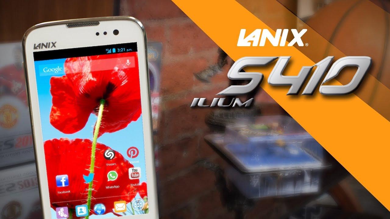 Resultado de imagen para Lanix S410
