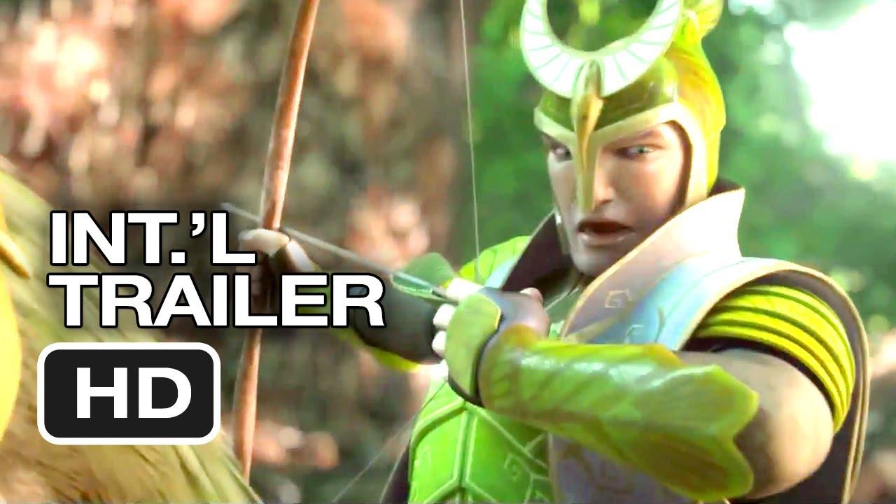 Epic Official International Trailer 1 2013 Amanda Seyfried
