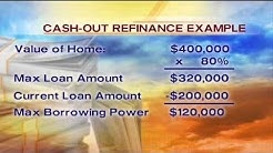 Cash Out Refinance