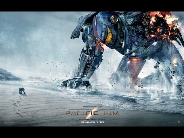 Pacific Rim - Tráiler Final Wondercon en español HD Videos De Viajes