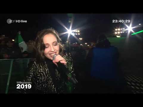 Alice Merton - Why So Serious - Silvester 2018 am Brandenburger Tor Willkommen 2019