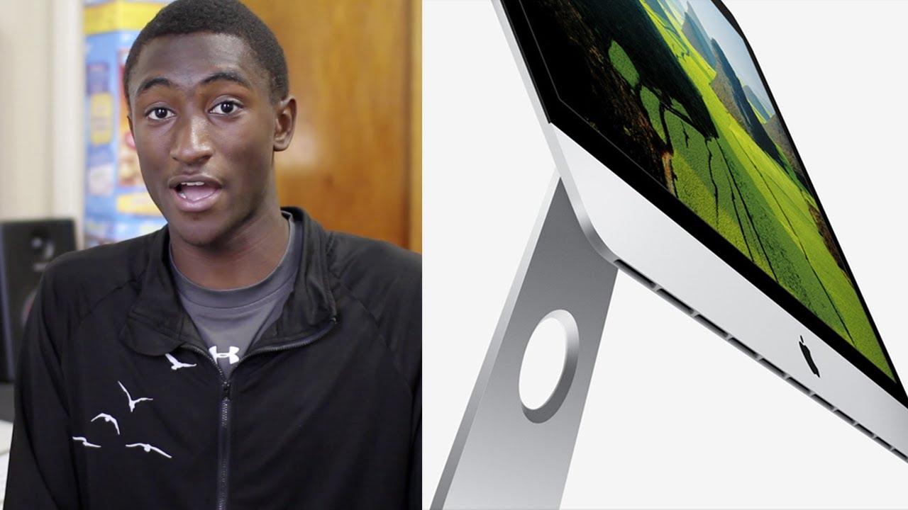 On Apple's New 2012 Desktops!