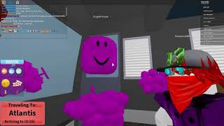 Found a very strange player in the ROBLOX!!!!! VCs know him????!!!! ( GrapePerson)