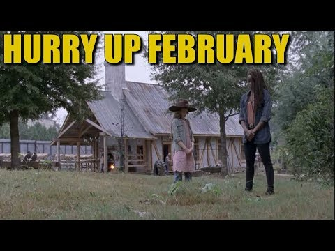 The Walking Dead Season 9 News & Discussion + Fear TWD Season 5 & TWD Comic News