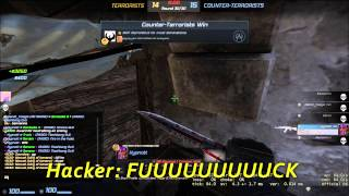 CSGO: How to beat a Hacker