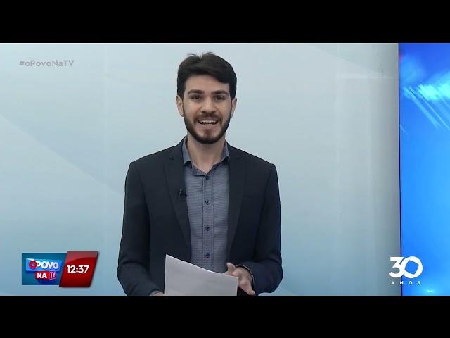Política com Daniel Lustosa - 02 08 2021   O Povo na TV