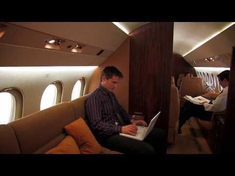 EBAA On Business Aviation Industry