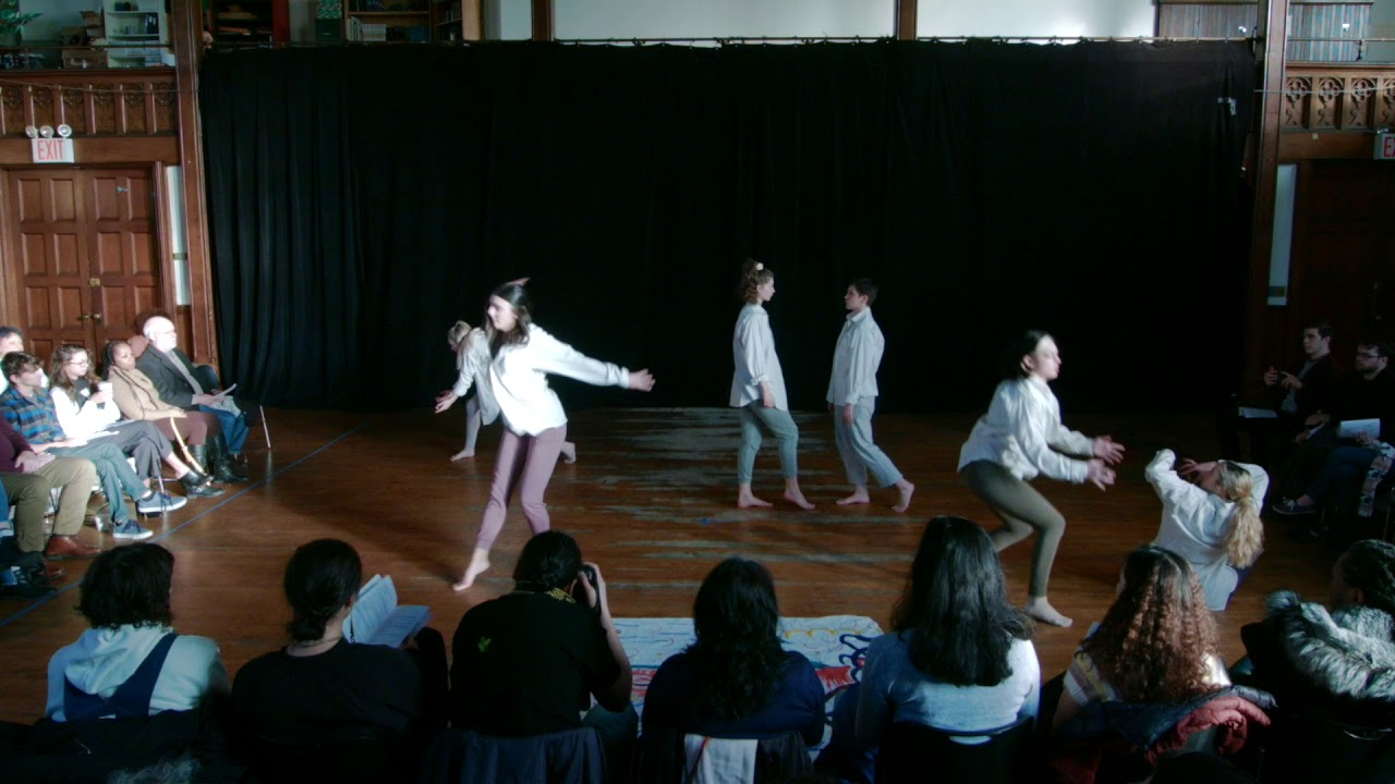 Open Dance Ensemble - Perceptions 2020