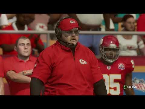 Madden 19 Week 5 Jaguars VS Chiefs