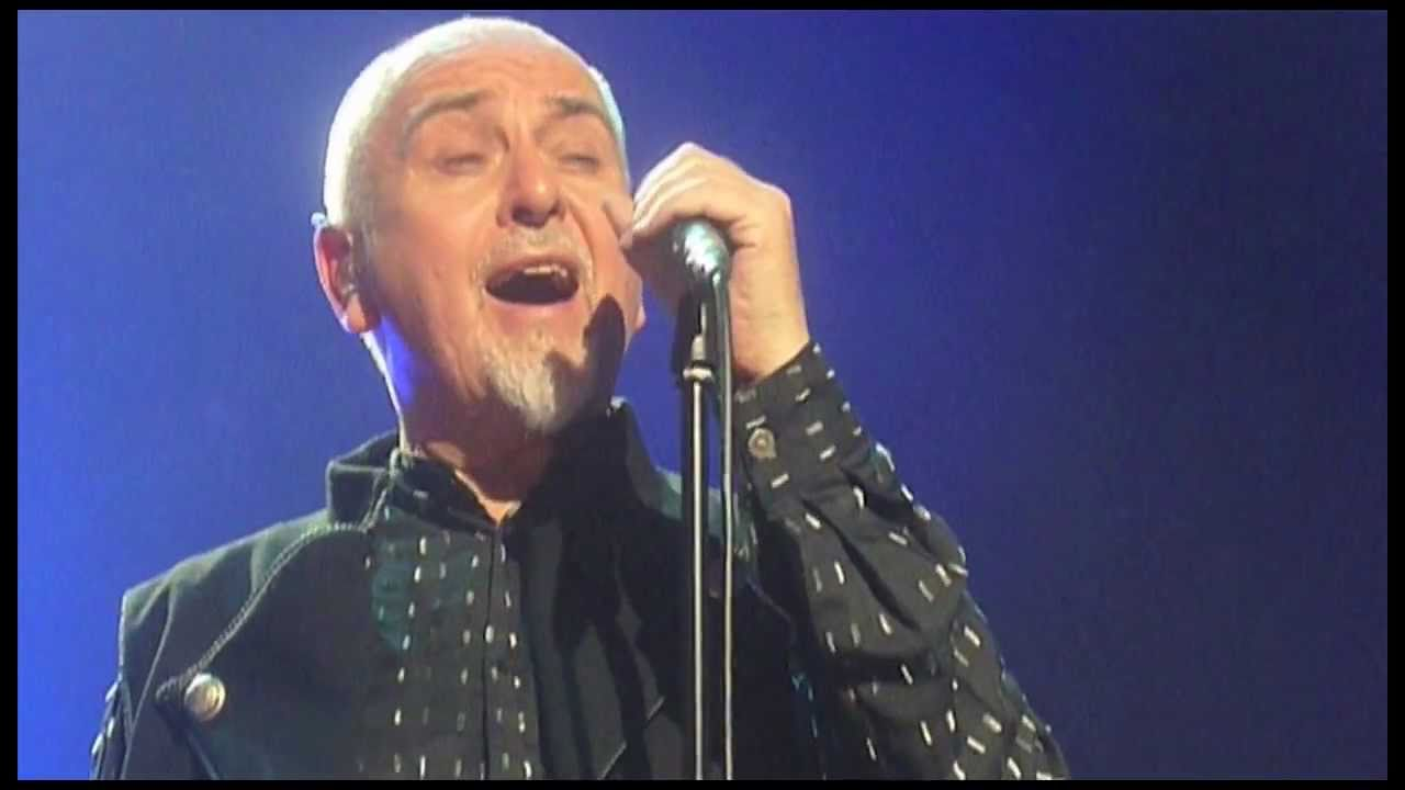 Peter Gabriel Live Blood Cd Review