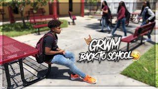 GRWM: First Day Of School | Senior Year