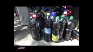 Более 100 литров вина изъято из незаконного оборота в Сочи