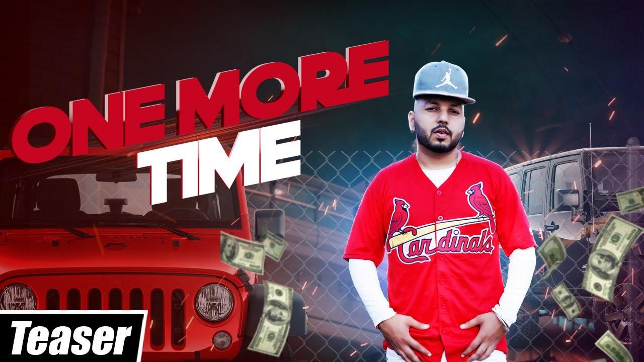 One More Time   Teaser   Shubham Virk   New Punjabi Song 2021   Yellow Music