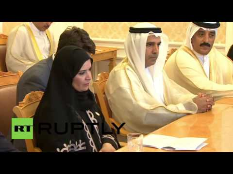 Russia: Lavrov hosts UAE delegation for bilateral talks in Moscow