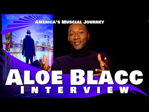 ALOE BLACC -  AMERICA'S MUSICAL JOURNEY
