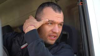 Робота радару на Буковині: реакція водіїв