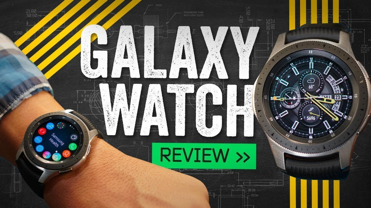 Samsung Galaxy Watch Review The Smartwatch That Does Almost Everything Youtube