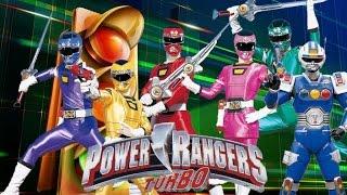 Power Rangers Turbo - Sigla + Link Episodi