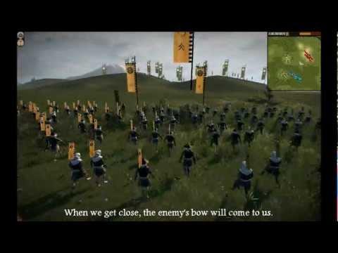 Total War: Shogun 2 - Guide of Bait Tactics I (Battle of Hyuga) |