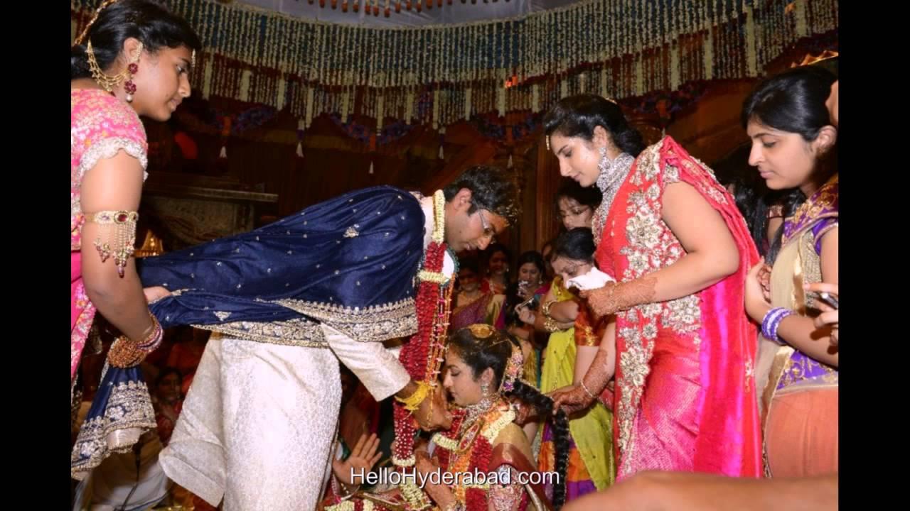 Balakrishna Daughter Wedding Part - 4 - YouTube