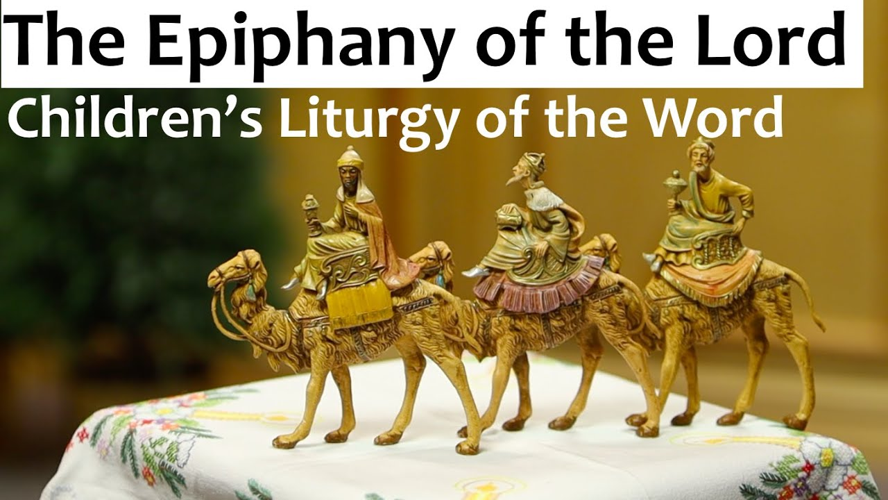 Epiphany Children's Liturgy of the Word
