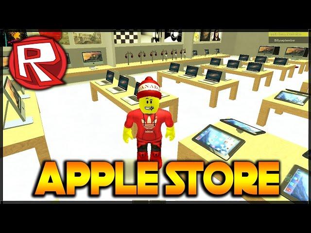 STAVÍME APPLE STORE!!! - Apple Store Tycoon | Roblox