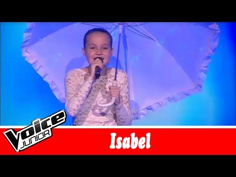 Isabel synger: Oh Land - 'En linedanser' - Voice Junior / Semifinale