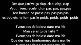 Zaho - Boloss Lyrics