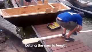 Diy/how-to: Make A Boat From Wood!! Fast Simple Easy!!