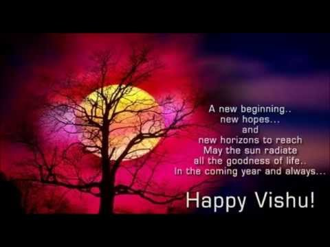 Happy Vishu - SMS, Message, Wishes, Greetings, Images, Whatsapp Video Download