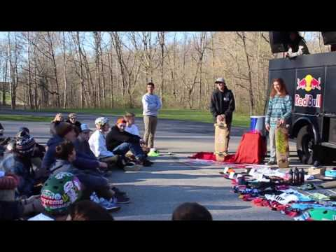 Longboarding | Slide Jam at the Dam 2016
