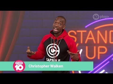 Comedian Jay Pharoah Proves He's The Master Of Impressions | Studio 10