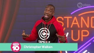 Download Comedian Jay Pharoah Proves He's The Master Of Impressions | Studio 10 Mp3 and Videos
