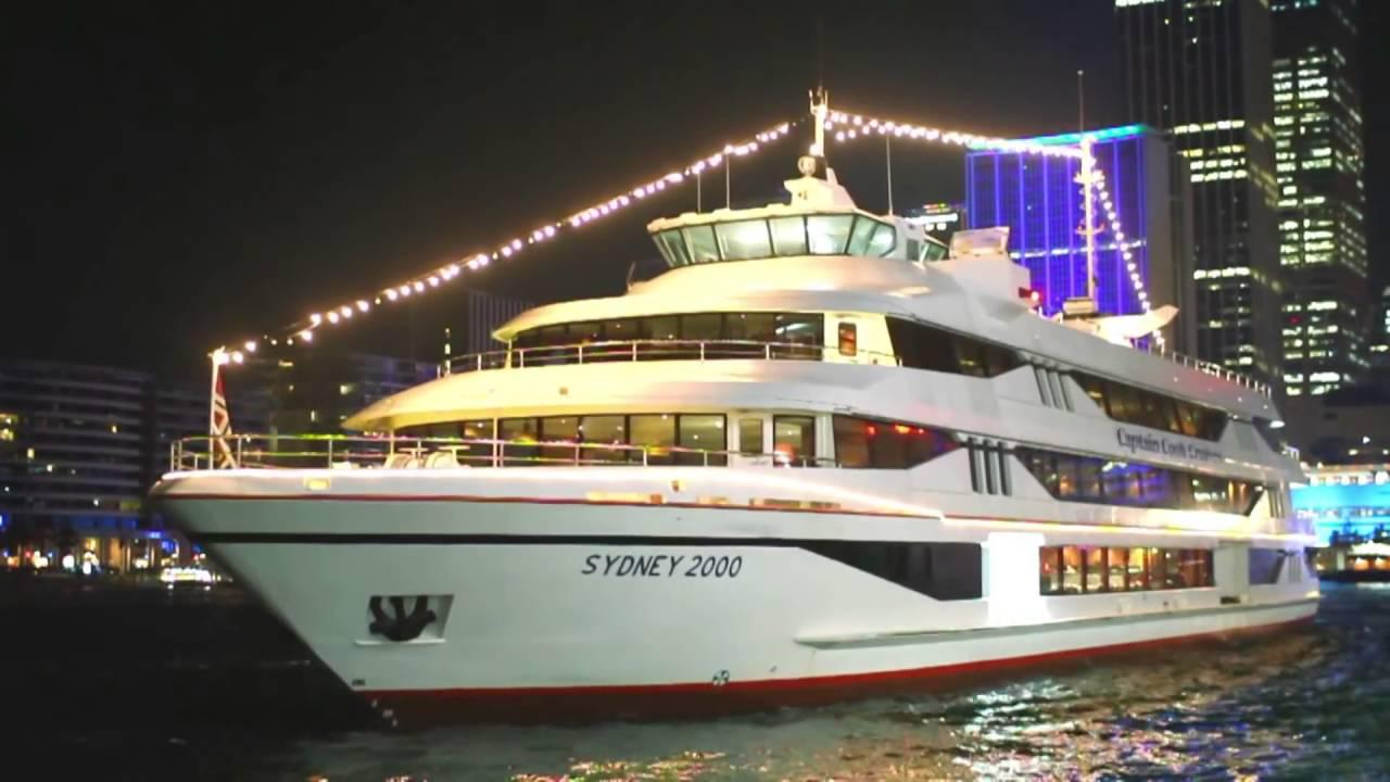 Captain Cook Sydney Harbour Dinner Cruise - www.bookme.com ...