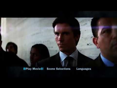 The Dark Knight (2008) - DVD Menu