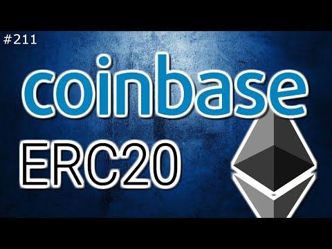 Coinbase ERC-20 Support - Daily Deals: #211