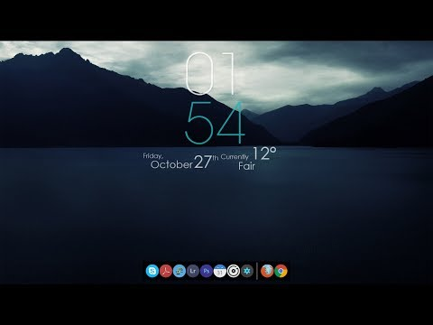 How To Customize Your Desktop | Make Windows Look Awesome