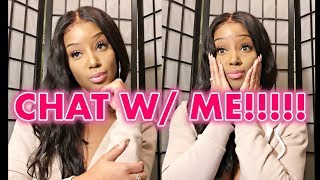 Baixar LETS TALK | Babydaddy drama ?? Should she leave or stay! | How to be more confident on YouTube !!!!!