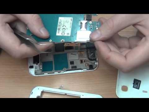 Восстановление сигнала звонка на samsung s5660