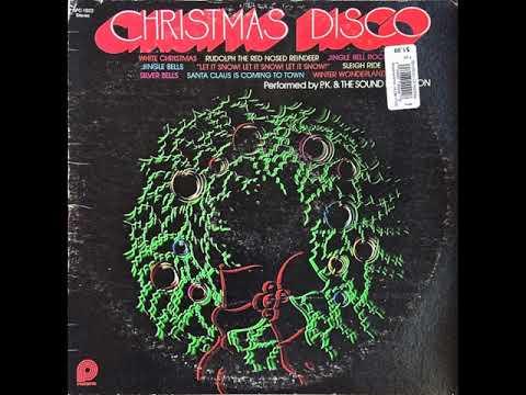 P.K. & The Sound Explosion - White Christmas (1977)