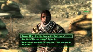 Fallout 3 Paradise Falls part 1 of 2 To Paradise