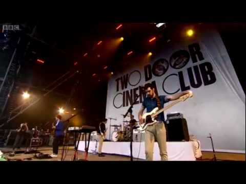 Two Door Cinema Club - Kids (Glastonbury 2011) HD
