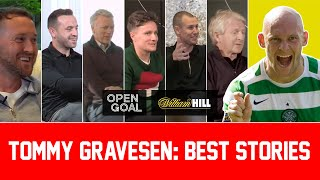 BEST TOMMY GRAVESEN STORIES! | Open Goal